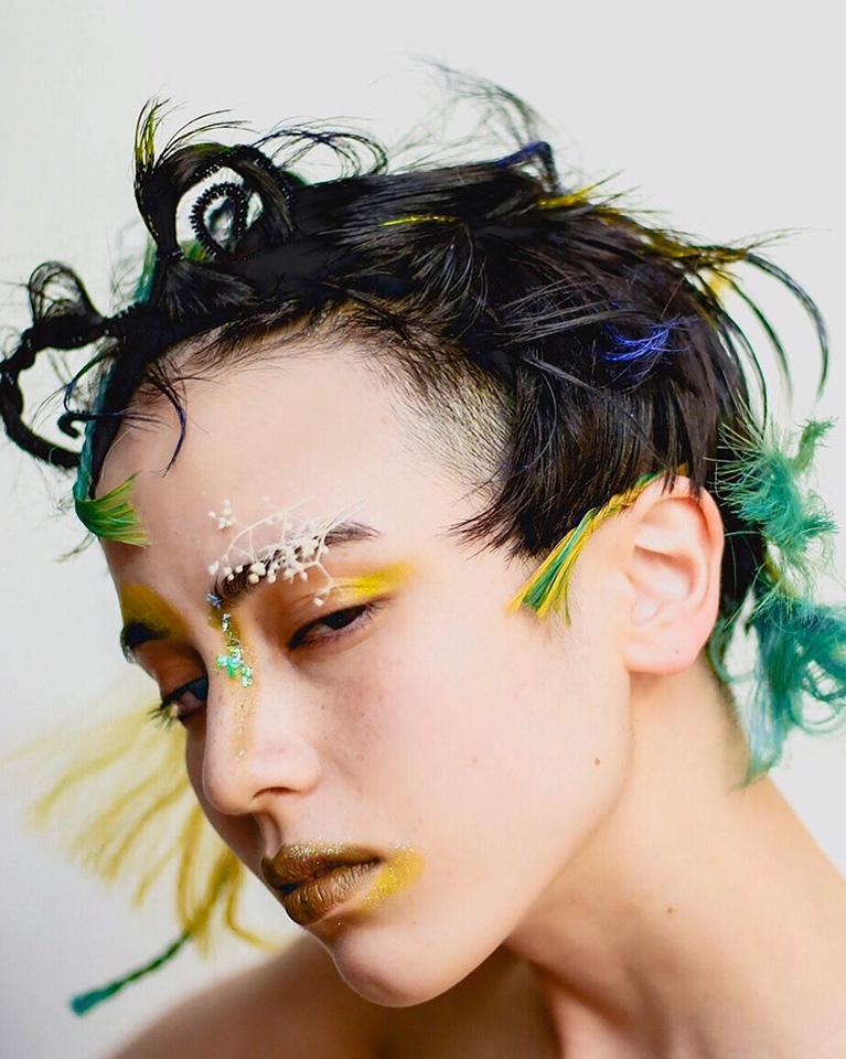 第7回美容学生ヘアメイク総選挙グランプリ作品
