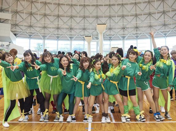 2018!!!KANBI体育祭☆★