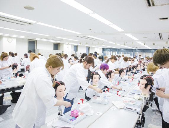 入学して初めての実技テスト!!